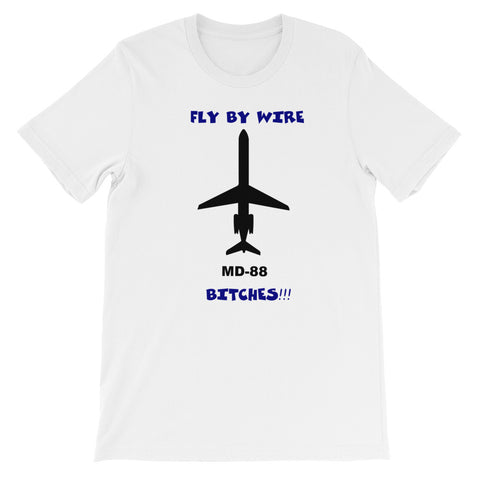 Fly By Wire MD-88 2 T-Shirt