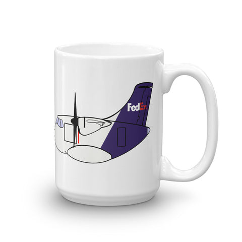 ATR Mountain Air Cargo Mug