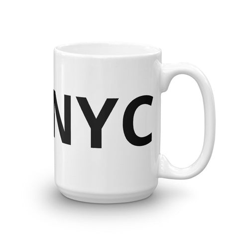 Base Mug Mother D 757 Numbers NYC