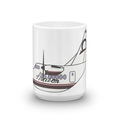 Horizon Dash 8 Mug