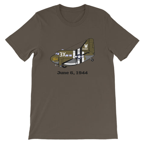 That's All Brother C-47 D-Day T-shirt
