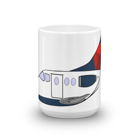 Mother D T-1  Jayhawk Mug