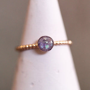 Stacking Ring w/Band Choice