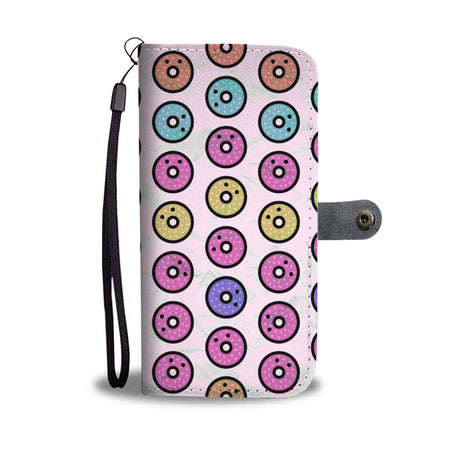 Mini Donuts Wallet Phone Case