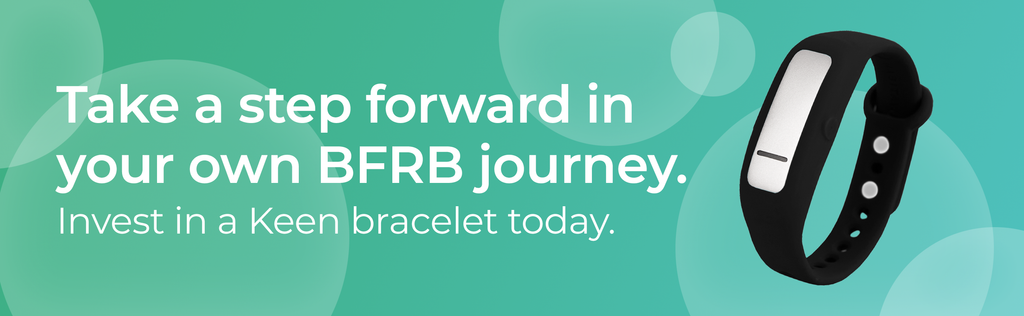 Take a step forward in your BFRB journey. Invest in a keen bracelet today.