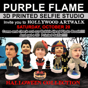 BobbleHead Invites you at Hollywood Artwalk!! Saturday October 20
