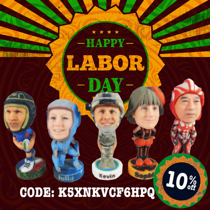 Happy Labor Day Sale!