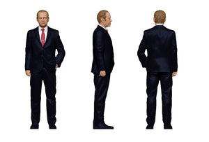 United States President Figurine: Gerald Ford