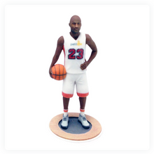 Basketball Player Man - PetitMe 3D-Selfie-Figurine