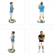 Tennis Player Man - PetitMe 3D-Selfie-Figurine