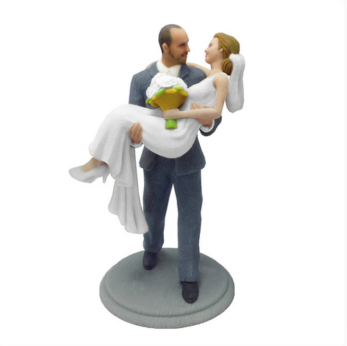 Wedding Couple Man/Woman - PetitMe 3D-Selfie-Figurine