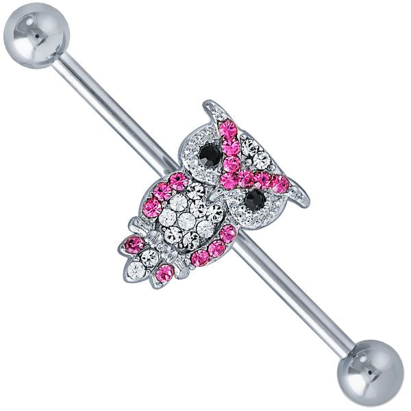 Owl Industrial Barbell