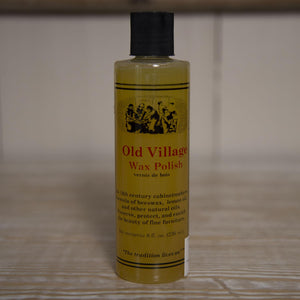 Old Village Wax Polish