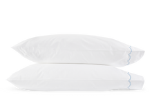 Load image into Gallery viewer, Scallop Pillowcase - Pair