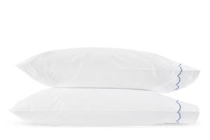 Scallop Pillowcase - Pair