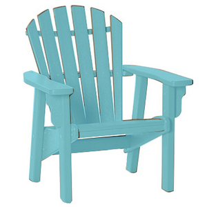 Coastal Upright Chair