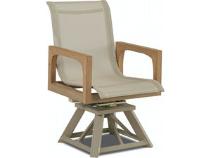 Swivel Rocking Dining Chair