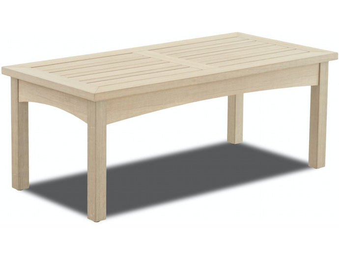 Outdoor Rectangular Cocktail Table