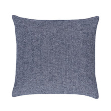 Load image into Gallery viewer, Solid Herringbone Pillow with Down Feather Insert