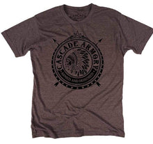 Armed and Honored CATech T Shirt - Brown