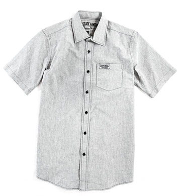 The Mechanic Short Sleeve - Grey
