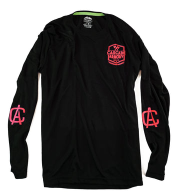 The Sender MTB Jersey - Hot Pink