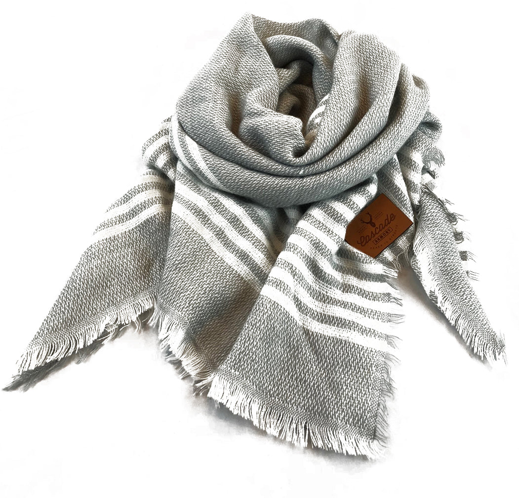 Shevlin Blanket Scarf - Summit