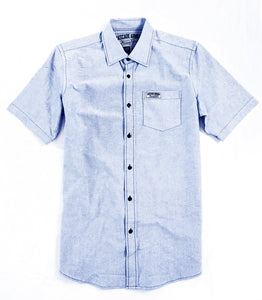 The Mechanic Short Sleeve - Blue