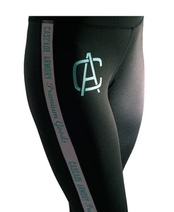 CA Leggings - Teal