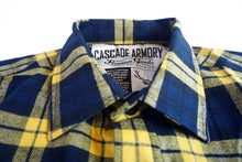 The Galveston Flannel - Midnight Gold