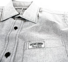 The Mechanic Short Sleeve - Gray