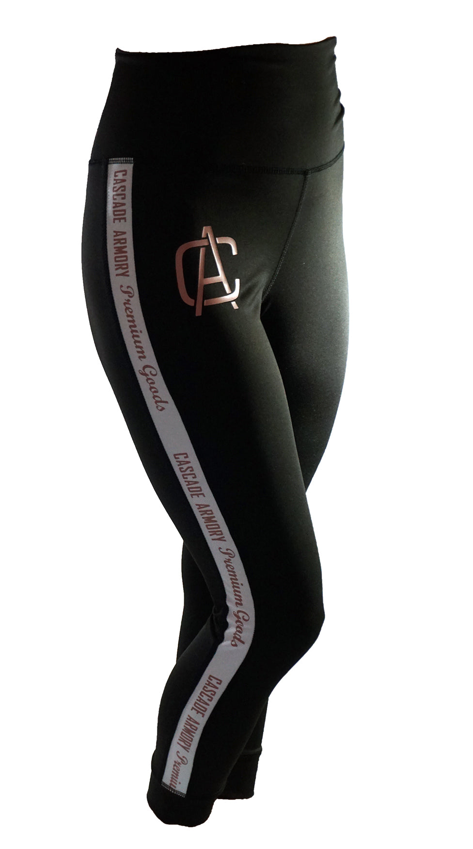 CA Leggings - Salmon
