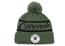 Storm King Beanie - Army Green