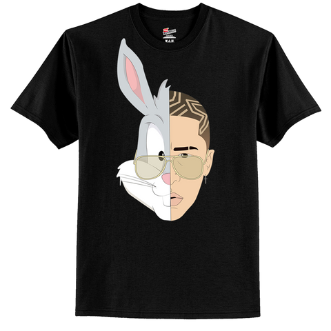 Bad Bunny Music tShirt