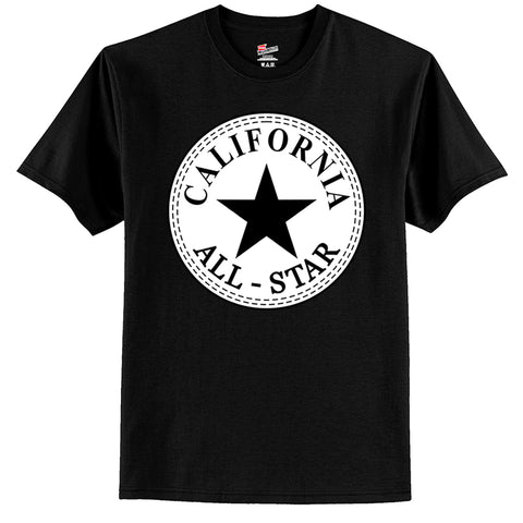 California All Stars Cali life tShirt