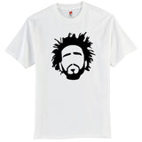 J Cole Music tShirt