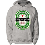 Party High Again  Hoodie