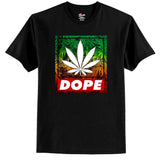 Dope Blunt Cannabis Party tShirt