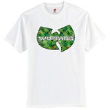 Wu-Tang weed Leafs Party tShirt