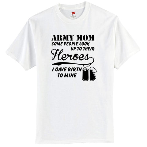 Army Mom tShirt