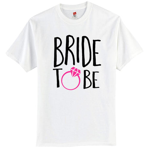 Bride to Be tShirt