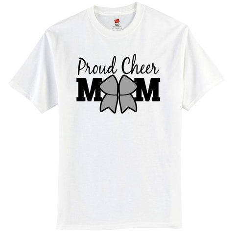 Cheer Mom tShirt