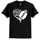 My heart is on that field tShirt