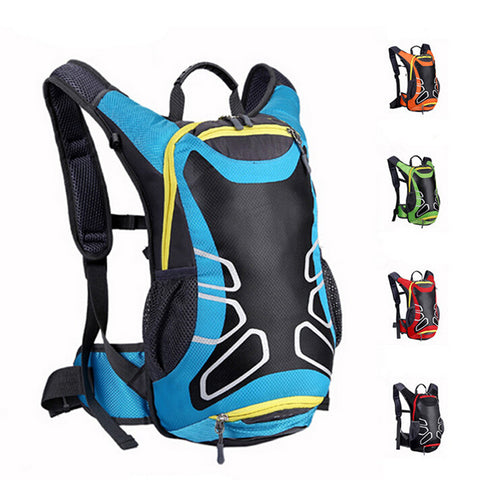 High Quality Waterproof Nylon 15L Hiking Backpack