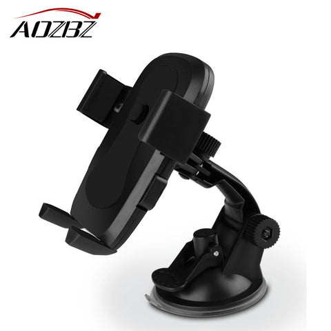 Car Mobile Phone Holder Stand Mount for Mobile iphone5 6PLUS 7 Samsung
