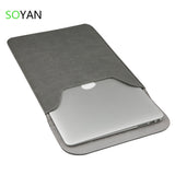 Frosted surface laptop case For Apple Macbook Air Pro Retina 11 12 13 15