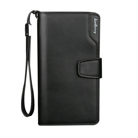Business wallets men's purse Multifunction Pockets Casual Clutch