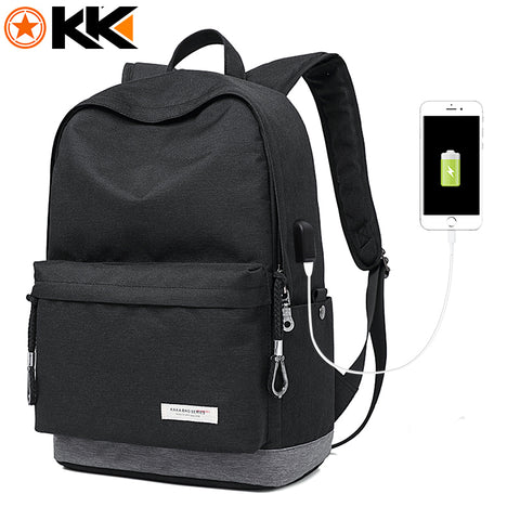 KAKA Male Laptop Backpack for Men-Women