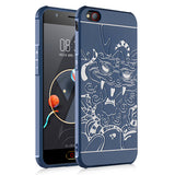 Nubia M2 Lite Case Soft Silicone  Shockproof Phone Case