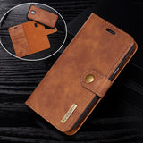 Leather Case For Samsung Galaxy J7 2017